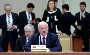 Belarus' continued autocracy between the EU and Russia
