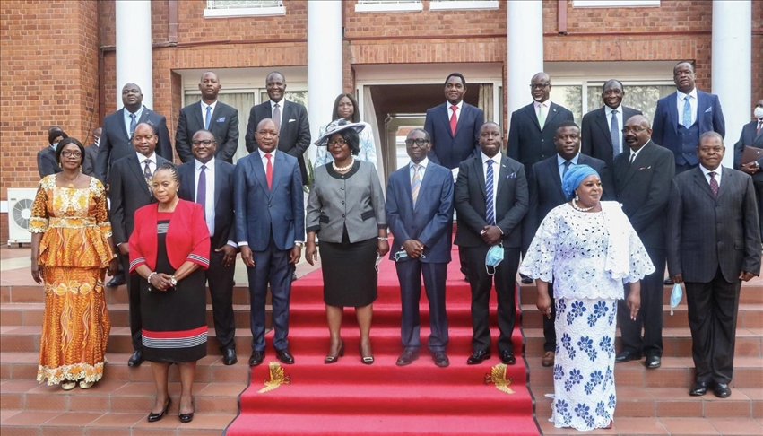 First session of Zambian parliament to convene under new leadership