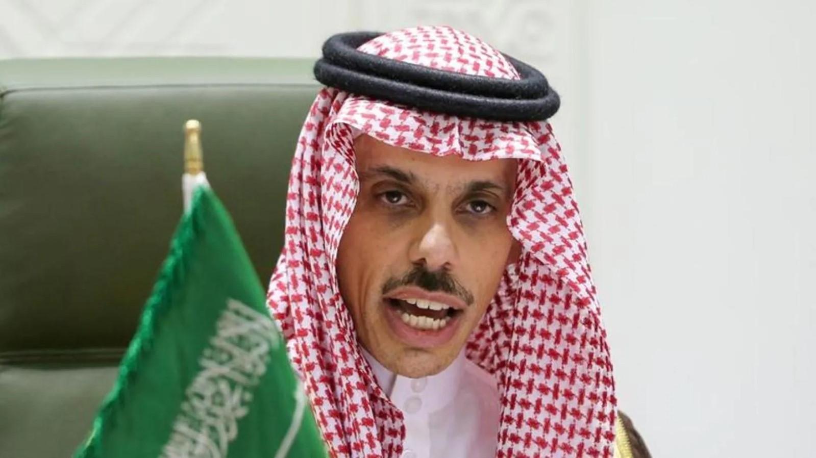 Saudi FM Prince Faisal bin Farhan Al Saud to visit India